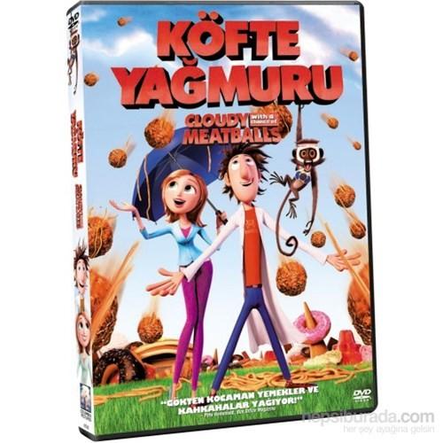 Cloudy With a Chance of Meatballs (Köfte Yağmuru) (DVD)