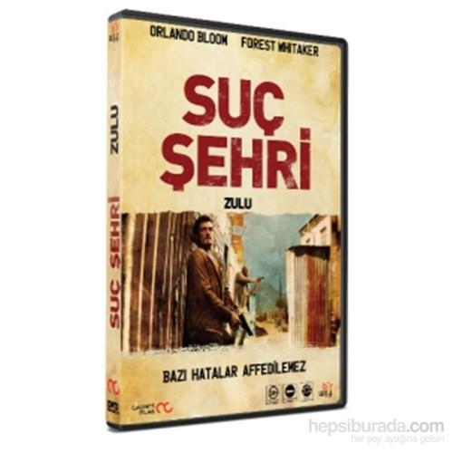 Zulu - Suç Şehri (DVD)