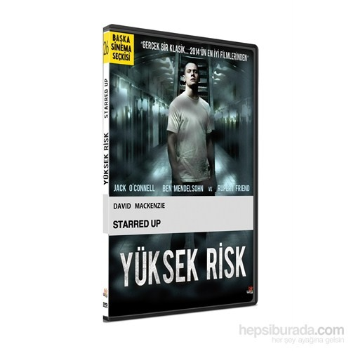 Starred Up (Yüksek Risk) (DVD)