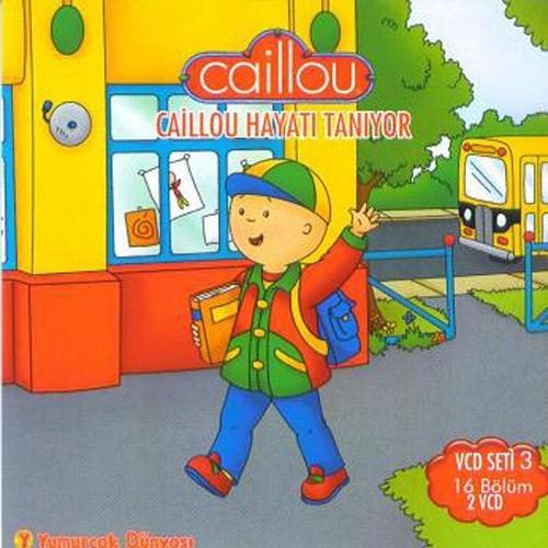 Caillou: Hayatı Tanıyor (16 Bölüm)