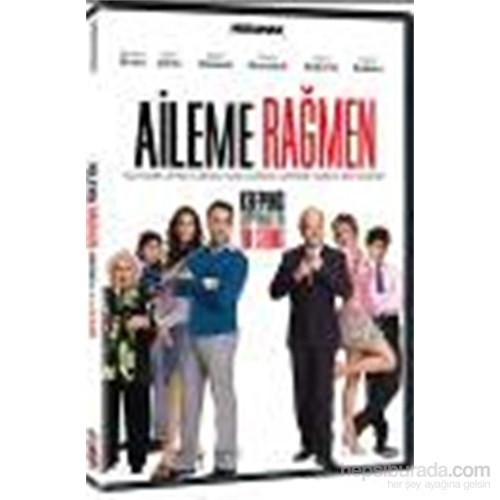 Keeping Up with The Steins (Aileme Rağmen) (DVD)