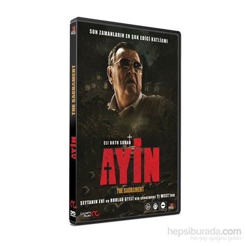 The Sacrament (Ayin) (DVD)