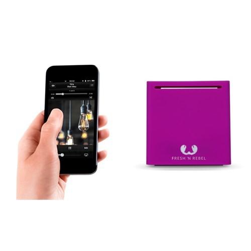 Fresh'n Rebel Cube Bluetooth Hoparlör CT [Mor]