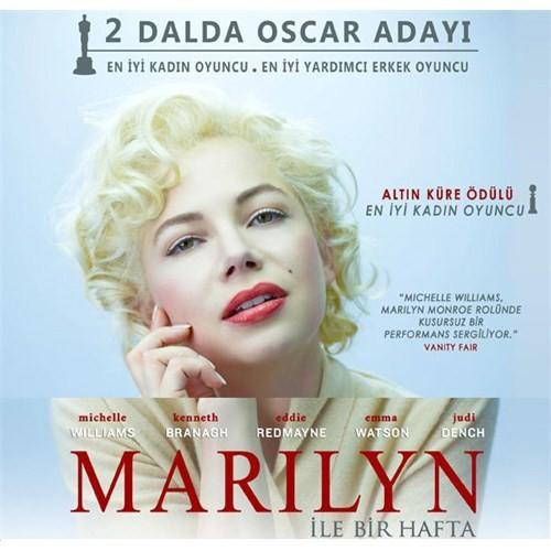 Marilyn İle Bir Hafta (My Week With Marilyn) (VCD) (2 Disc)