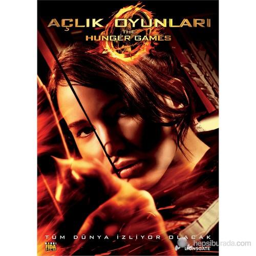Hunger Games (Açlık Oyunları) (DVD)