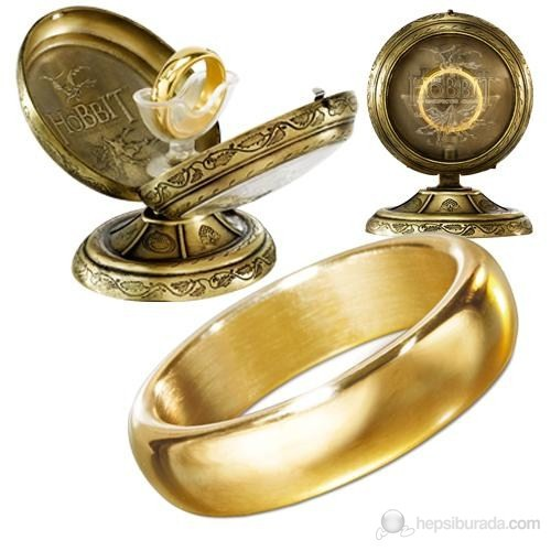 The Hobbit : The One Ring Replica