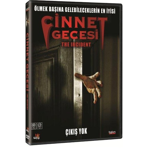 The Incident (Cinnet Gecesi) (DVD)