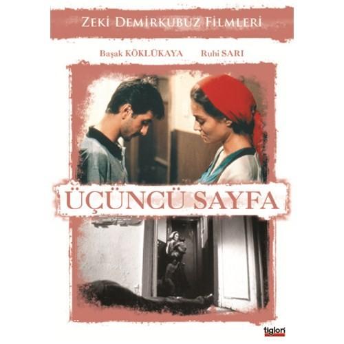 Üçüncü Sayfa (DVD)