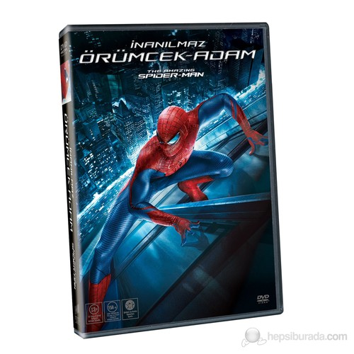 Amazing Spider Man (İnanılmaz Örümcek Adam) (DVD)