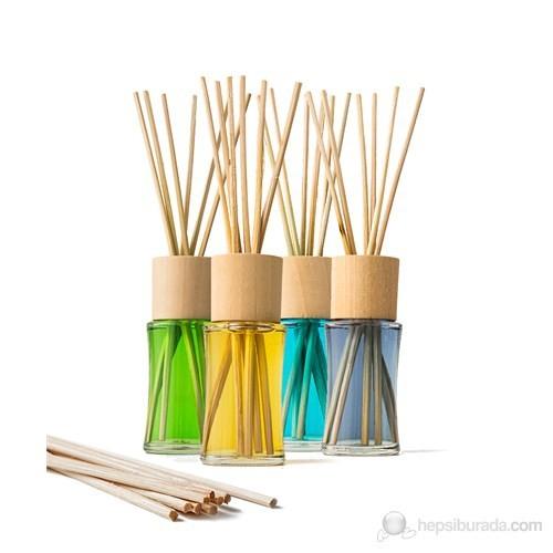 4'lü Dekoratif Bambu Koku Seti