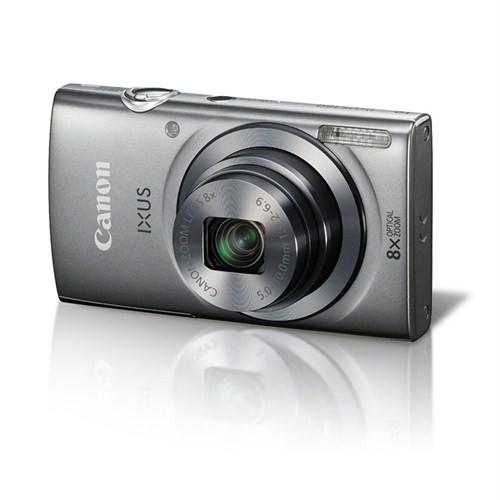 Canon IXUS 160 Dijital Fotoğraf Makinesi Gümüş