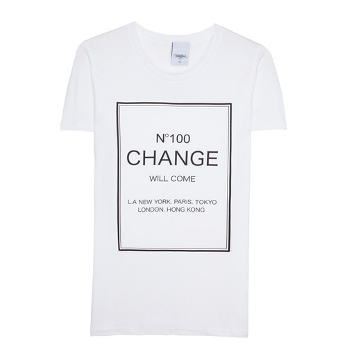 To The Black Change T-Shirt