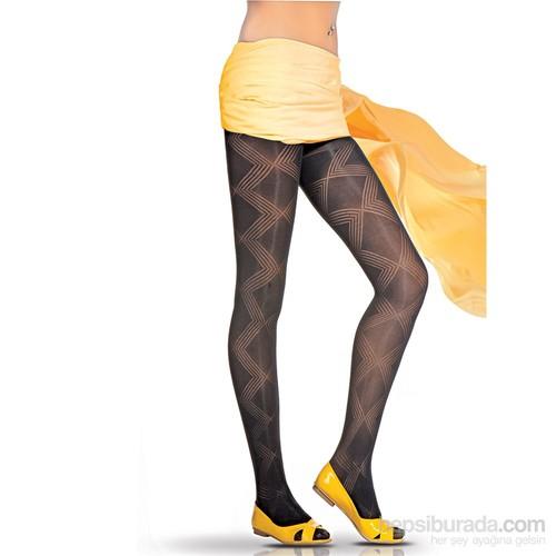 Pierre Cardin Külotlu Çorap Alix Kadın Siyah