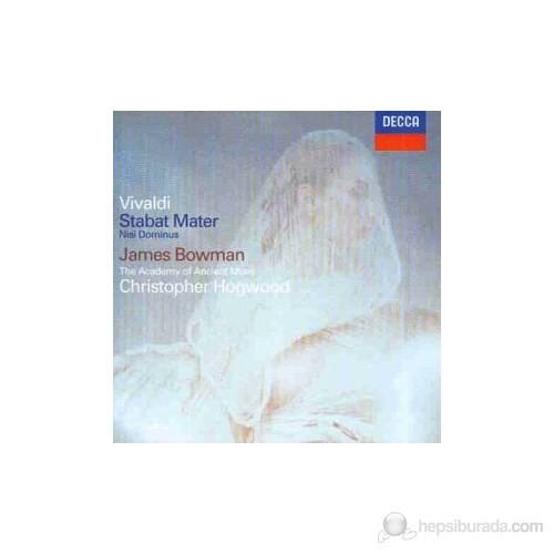 Christopher Hogwood - Vivaldi: Stabat Mater Nisi Dominus