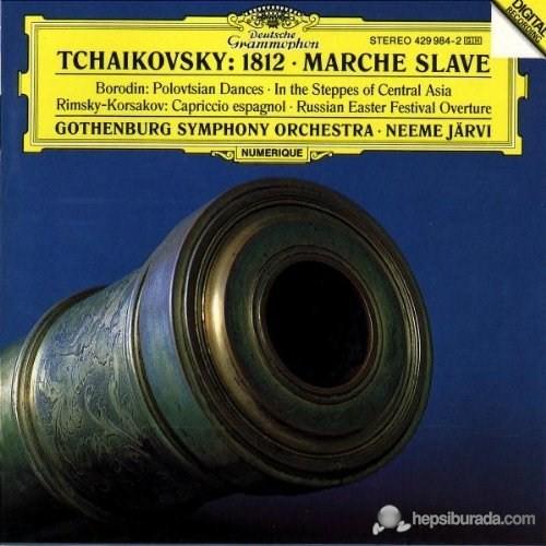 Neeme Järvi - Tchaikovsky:1812, Marche Slave