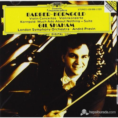 Gil Shaham - Barber/Korngold: Violin Concertos