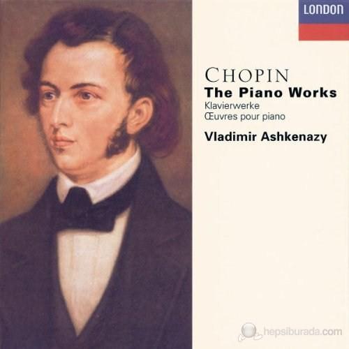 Vladimir Ashkenazy - Chopin: The Piano Works (Boxed Set)
