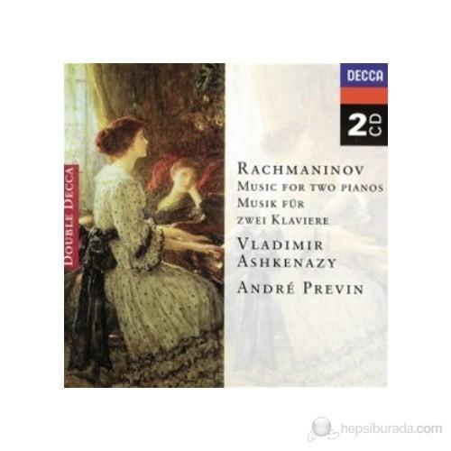 Vladimir Ashkenazy - Rachmaninov: Music For Two Pianos