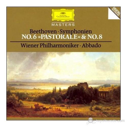Claudio Abbado - Beethoven: Symphonıes Nos:6 And 8