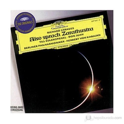 Herbert Von Karajan - Strauss,R.: Also Sprach Zarathustra