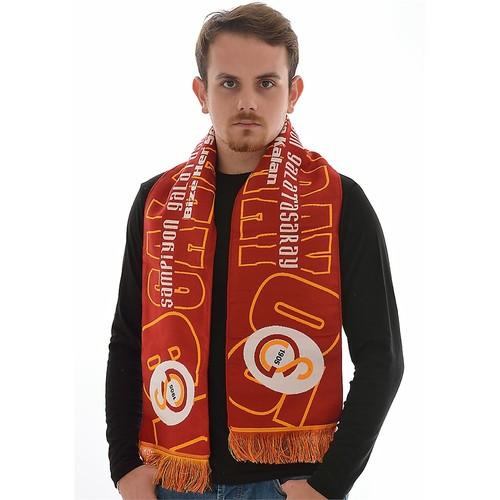 Dalida Orjinal Lisanslı Galatasaray Atkısı 9817