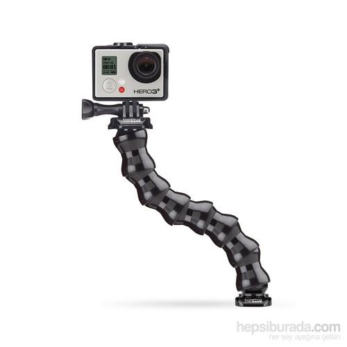 GoPro Bağlantı Parçası Gooseneck Esnek Boyun Kamera Aksesuar 5GPRACMFN001