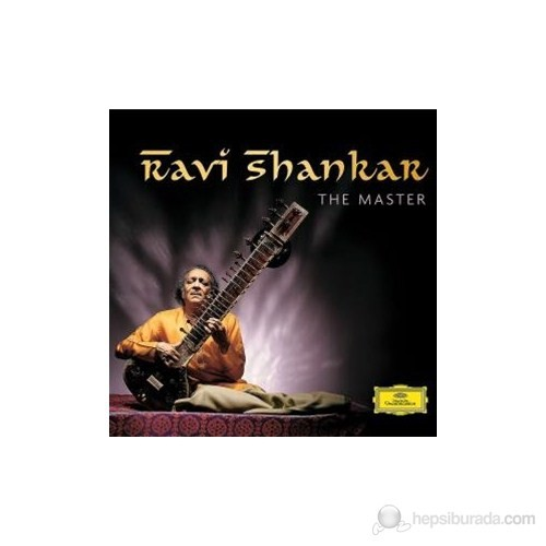 Ravi Shankar - The Master