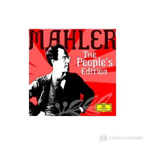 Various Artist - Mahler: The People's Edition