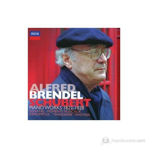 Alfred Brendel - Schubert: The Piano Works 1822-1828