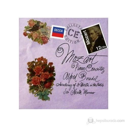 Alfred Brendel - Mozart: The Piano Concertos