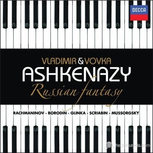 Vladimir Ashkenazy - Russıan Fantasy Pıano Duets