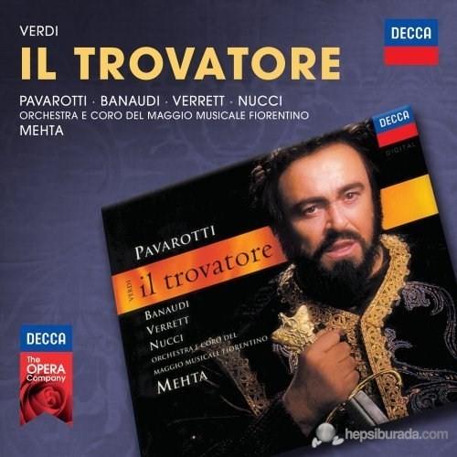 Lucıano Pavarottı - Verdı: Il Trovatore