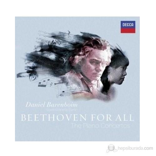 Daniel Barenboim - Beethoven For All - The Piano Concertos