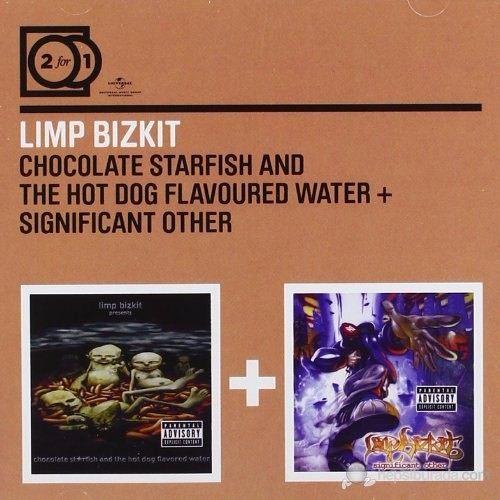Lımp Bızkıt - Chocolate Starfish And The Hot Dog Flavoured Water/Significant Other