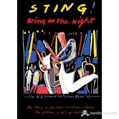 Stıng - Brıng On The Nıght