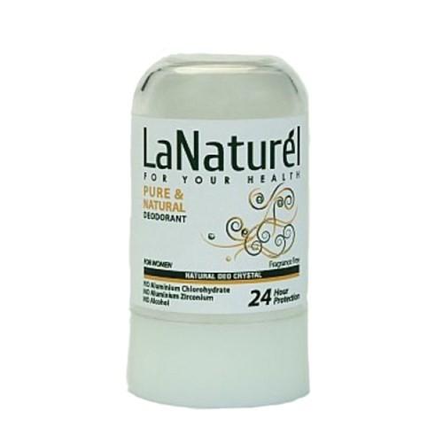 Lanaturel 50 Ml Kadın Kokusuz Kristal Deodorant