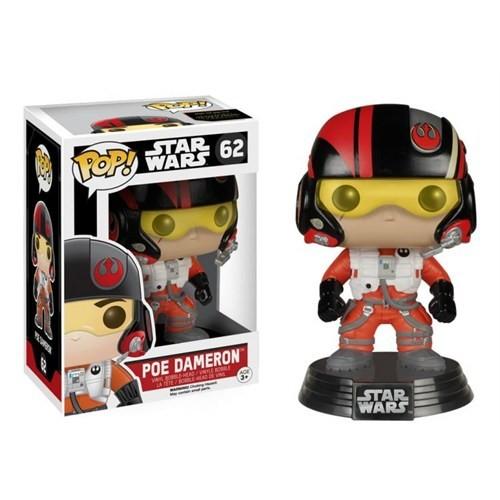 Funko Pop Star Wars Ep7 Poe Dameron