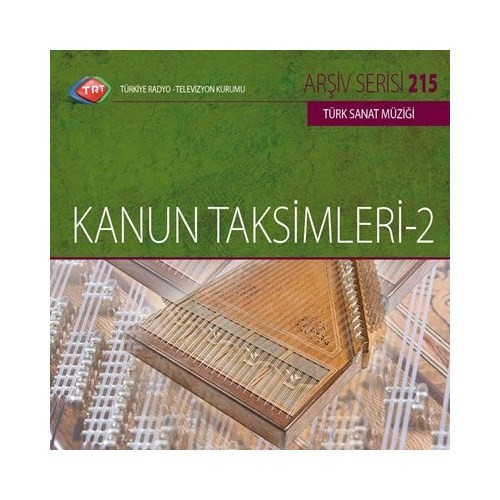 TRT Arşiv Serisi - 215 / Kanun Taksimleri 2