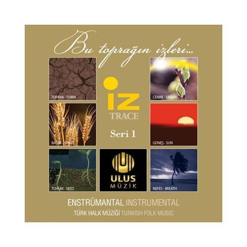 İz /Trace - Bu Toprağın İzleri Seri 1 (6 CD)