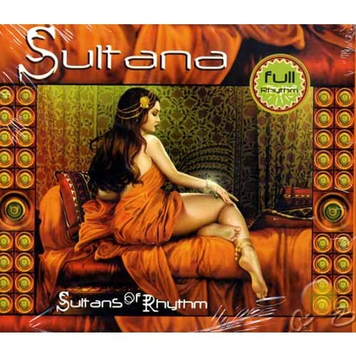 Sultans Of Rhythm (sultana) (cd)