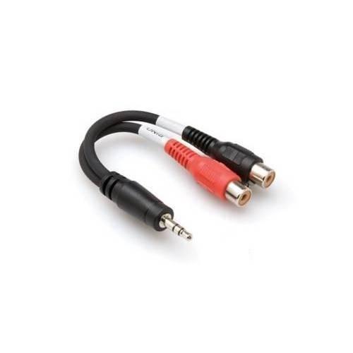 Hosa Trs(M)-Dual Rca(F) Stereo Break Yra-154