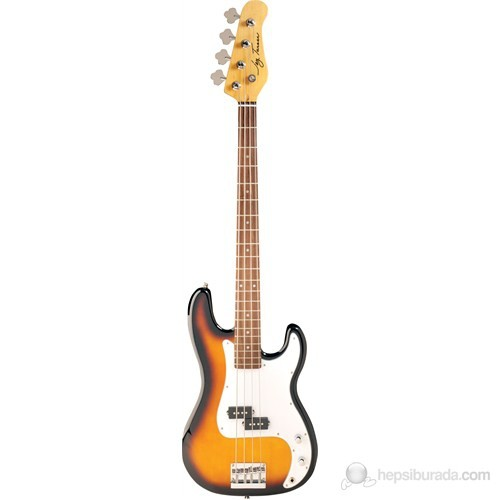 Jay Turser JTB-400C-TSB Bas Gitar