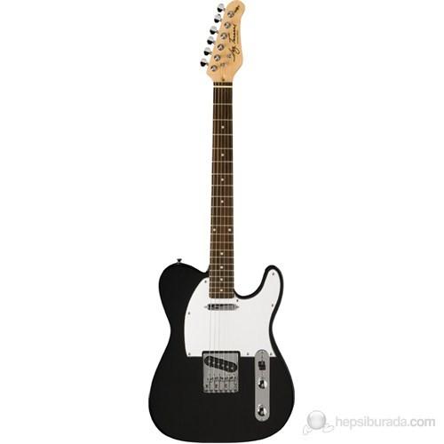 Jay Turser JT-LT-BK Elektro Gitar