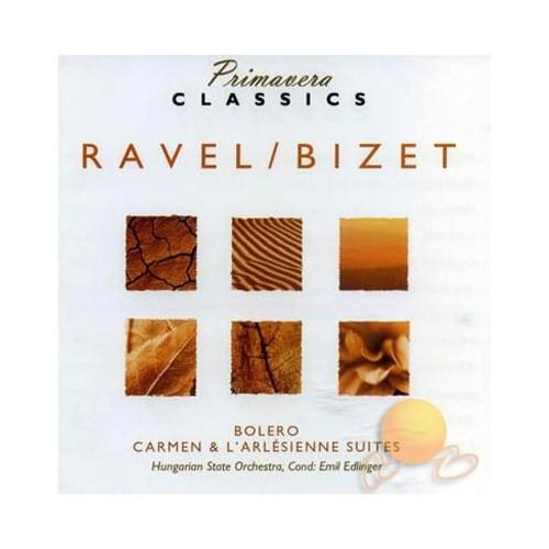 Ravel /bızet -bolero Carmen & L'arlesıenne Suıtes