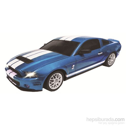 Auldey RC Ford Mustang Shelby Uzaktan Kumandalı Araba 1:16