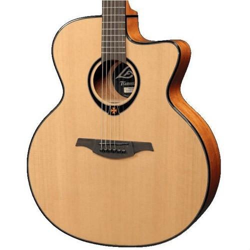 Lag Gla T66Jce Elektro Akustik Gitar
