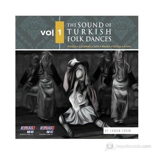 The Sound Of Turkish Folk Dances - Vol.1 / Antalya - Çanakkale - İzmir - Manisa - Fethiye - Artvin