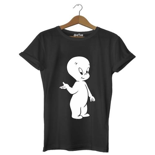 Dyetee Casper Bayan T-Shirt