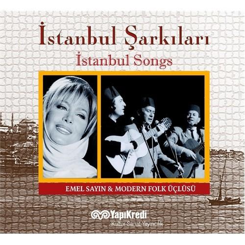 Emel Sayın & Modern Folk Üçlüsü - İstanbul Şarkıları (İstanbul Songs)