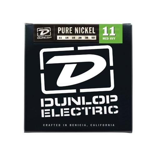 Jim Dunlop 11-50 Pure Nickel Elektro Gitar Teli